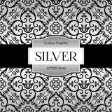 Silver Digital Paper DP989 - Digital Paper Shop - 4