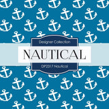Nautical Digital Paper DP2317 - Digital Paper Shop - 4