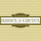 Hansel & Gretel Digital Paper DP177 - Digital Paper Shop - 4