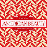 American Beauty Digital Paper DP2065 - Digital Paper Shop - 2