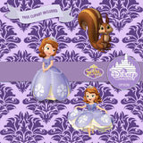 Sofia The First Digital Paper DP3038A - Digital Paper Shop - 4