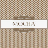 Mocha Digital Paper DP869 - Digital Paper Shop - 3