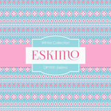 Eskimo Digital Paper DP1931 - Digital Paper Shop - 3