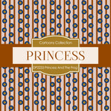 Princess And The Frog Digital Paper DP2233 - Digital Paper Shop - 3