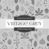 Vintage Gray Digital Paper DP830 - Digital Paper Shop - 2