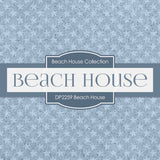 Beach House Digital Paper DP2259 - Digital Paper Shop - 4