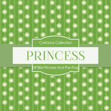 Princess and the Frog Digital Paper DP386 - Digital Paper Shop - 3