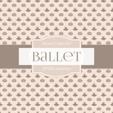Ballerina Digital Paper DP2284 - Digital Paper Shop - 4