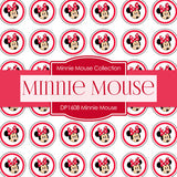 Minnie Mouse Digital Paper DP1608 - Digital Paper Shop - 4