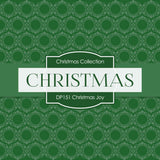 Christmas Joy Digital Paper DP151 - Digital Paper Shop - 3
