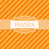 Planes Digital Paper DP397 - Digital Paper Shop - 4