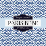 Paris Bebe Digital Paper DP1735 - Digital Paper Shop - 4