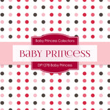 Baby Princess Digital Paper DP1278 - Digital Paper Shop - 3