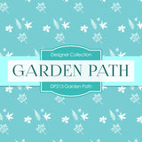 Garden Path Digital Paper DP213 - Digital Paper Shop - 3