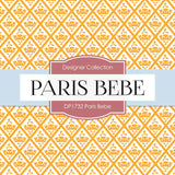 Paris Bebe Digital Paper DP1732 - Digital Paper Shop - 2