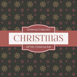 Christmas Roll Digital Paper DP1521A - Digital Paper Shop - 4