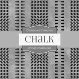 Chalkboard Tribal Digital Paper DP1568 - Digital Paper Shop - 4
