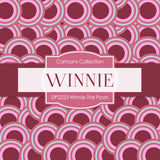 Winnie The Pooh Digital Paper DP2223 - Digital Paper Shop - 4