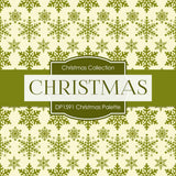 Christmas Palette Digital Paper DP1591 - Digital Paper Shop - 3