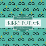 Ravenclaw Harry Potter Digital Paper DP1458 - Digital Paper Shop - 2