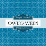 Owl' O Ween Digital Paper DP2332 - Digital Paper Shop - 3