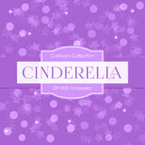 Cinderella Digital Paper DP1909 - Digital Paper Shop - 3
