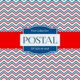 Air Mail Digital Paper DP1626 - Digital Paper Shop - 4