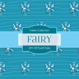 Tooth Fairy Digital Paper DP1139 - Digital Paper Shop - 3