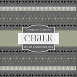 Chalkboard Tribal Digital Paper DP1566 - Digital Paper Shop - 3
