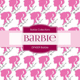 Barbie Digital Paper DP4509 - Digital Paper Shop - 3