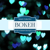 Bokeh Backgrounds Digital Paper DP2016 - Digital Paper Shop - 2
