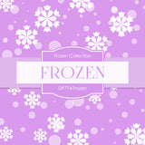 Frozen Digital Paper DP774 - Digital Paper Shop - 3