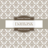 Damask Digital Paper DP424 - Digital Paper Shop - 4