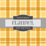 Bright Flannel Digital Paper DP4071A - Digital Paper Shop - 4
