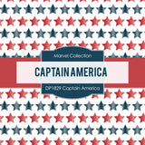 Captain America Digital Paper DP1829 - Digital Paper Shop - 3