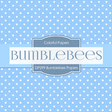 Bumblebee Digital Paper DP299 - Digital Paper Shop - 4