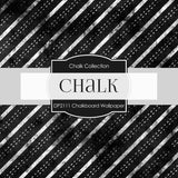 Chalkboard Wallpaper Digital Paper DP2111 - Digital Paper Shop - 4