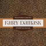 Fairy Damask Digital Paper DP6338A