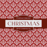 Christmas Joy Digital Paper DP151 - Digital Paper Shop - 4