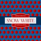 Snow White Digital Paper DP1378 - Digital Paper Shop - 4