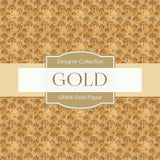 Gold Paper Digital Paper DP696 - Digital Paper Shop - 4