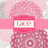 Lace Digital Paper DP1691 - Digital Paper Shop - 3