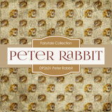 Peter Rabbit Digital Paper DP2631 - Digital Paper Shop - 3