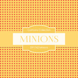 Minions Digital Paper DP1762 - Digital Paper Shop - 3