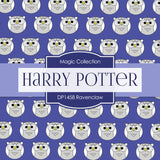 Ravenclaw Harry Potter Digital Paper DP1458 - Digital Paper Shop - 3