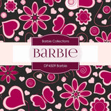 Barbie Digital Paper DP4509 - Digital Paper Shop - 4