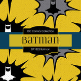Batman Digital Paper DP1825 - Digital Paper Shop - 4