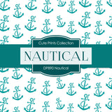 Nautical Digital Paper DP890 - Digital Paper Shop - 4