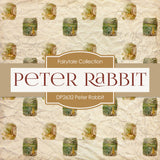 Peter Rabbit Digital Paper DP2632 - Digital Paper Shop - 3
