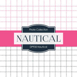 Nautical Digital Paper DP935 - Digital Paper Shop - 4